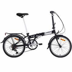 Hasa F2 Sram 6-Speed Folding Bike Review http://foldingbikeshq.com/hasa-f2-sram-6-speed-folding-bike-review/  #hasa #F2 #downtown #sram #folding #bike #bicycle #foldingbike #foldingbicycle #review