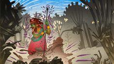 Ritual Magic, Earth Goddess, Iron Plant, Interactive Stories, Mother Goddess, Worship, Creatures, Dragon, King