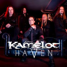 #Kamelot band 2015 Photo by John McMurtrie