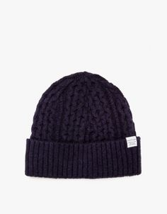 Cable Knit Beanie Norse Projects 46780d5c410b