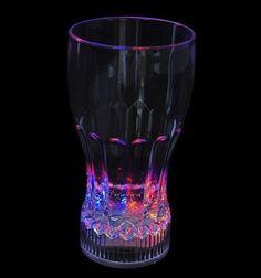 Vaso de refresco led 350ml