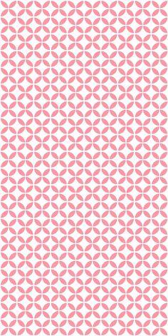 Vinyl wallpaper. Self-adhesive -dark pink (GEFEN)