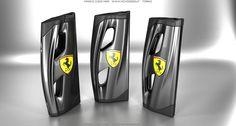 Lighters Ferrari