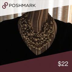 Selling this Abercrombie Necklace in my Poshmark closet! My username is: jiggaz31. #shopmycloset #poshmark #fashion #shopping #style #forsale #Abercrombie & Fitch #Jewelry