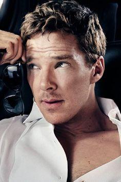 o.0 OMG! .. Ben looks so HOT! <3 .. Ooh My! .. Ooh My! .. Ufff That glance ..