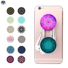 f2a5c0df08c8 2017 Pop Socket Fashion Phone Holder Expanding Stand And Grip Smartphones  Mount