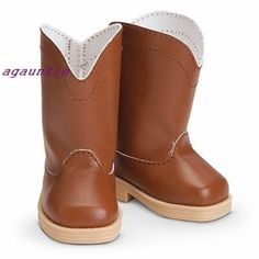 American Girl Boots From Western Horse Riding Outfit Kanani Mia McKenna Saige