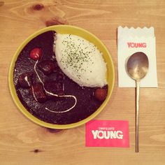 curry&coffe YOUNG