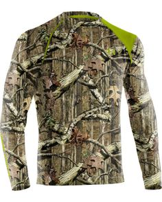 Under Armour Men's Evo Scent Control Long Sleeve  http://www.countryoutfitter.com/products/47805-mens-evo-scent-control-long-sleeve