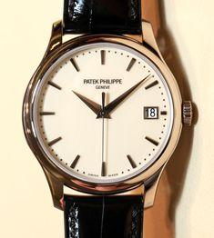 Patek Philippe Calatrava 5227 Hands On: A Perfect Daily Dress Watch patek philippe $37K