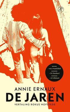 bol.com | De jaren, Annie Ernaux | 9789029540650 | Boeken Annie Ernaux, Virginia Woolf, Gone With The Wind, New York Times, Nonfiction, Writer, Reading, Words, Movie Posters