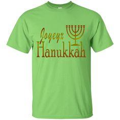 Joyeux hanukkah ! Custom Ultra Cotton T-Shirt