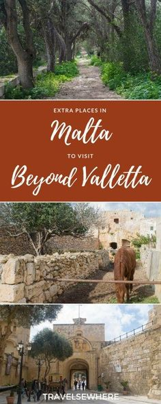For those looking to explore more of the island beyond Valletta, there are plenty of extra places in Malta to visit, via @travelsewhere