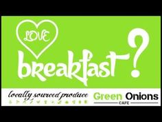 Breakfast is served all day Sunday! We have meat, vegetarian and vegan breakfast options. Vegan Breakfast Options, Pressed Juice, Green Onions, Fruit Smoothies, No Cook Meals, Love, Amor, Spring Bulbs