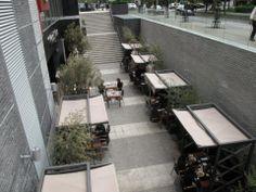 HOTEL W SANTIAGO - CHILE  GILBERTO ELKIS PAISAGISMO  www.elkispaisagismo.com.br