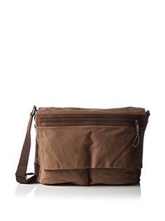 Marc O'Polo Messengertasche M (taupe)