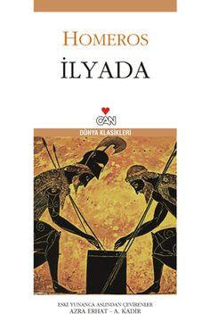 ilyada - Homeros - Can Yayınları