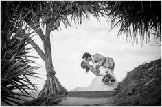North stradbroke Island wedding photography