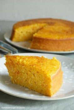 Torta multivitaminica carote, arance e mandorle | Barbie magica cuoca - blog di cucina
