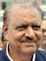 MAMNOON HUSSAIN. Presidente de  Pakistán desde 2013.