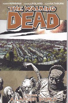 Walking Dead TPB (2004-Present Image) #16-1ST