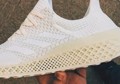 adidas Futurecraft Features A 3-D Printed Midsole - SneakerNews.com