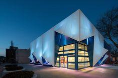 3D gedruckt: Europa-Gebäude von DUS Architects