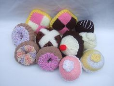 knitted treats!