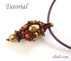 Beading Tutotials and Patterns - Ellad2