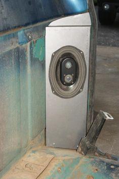 7387 Cab Corner 6x9 Speaker Brackets Projects