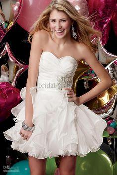 a sweet 16 dress!