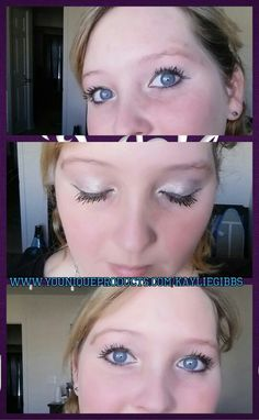 3D Fiber Lashes, what can I say that these pics can't say for themselves.  Long, thick, luscious lashes that will have everyone who passes doing double takes.  Be the envy of every woman's dreams with your jaw dropping lashes www.youniqueproducts.com/kayliegibbs #natural #chemicalfree #crueltyfree #falsies #selfie #fakelashes #moms #busymoms #momswithbabies #makeup #makeuplover #makeupjunkie #makeupaddict #makeupaddiction #lashes #lash #mascara #beautiful #beauty #hypoallergenic…