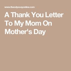 93 best thank you mom images on pinterest thank you mom thanks 93 best thank you mom images on pinterest thank you mom thanks mom and opportunity expocarfo Image collections