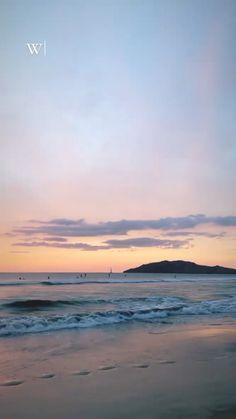 Sunset in Costa Rica 😍🌅👌🏻