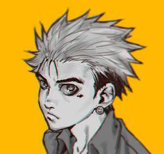 Kai from manga AJIN by Kuroharra on DeviantArt