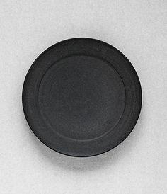 Rim Plate Artist: Shinji Hidaka Dimensions: Small 20.5cm / Large 23.0cm