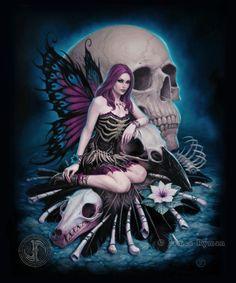 Bone Fairy by namesjames.deviantart.com on @DeviantArt