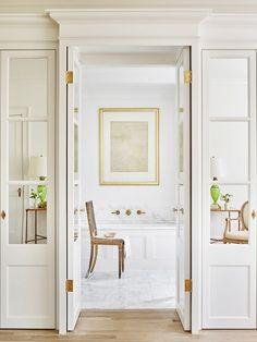Doorway/Windows leading into the breakfast nook