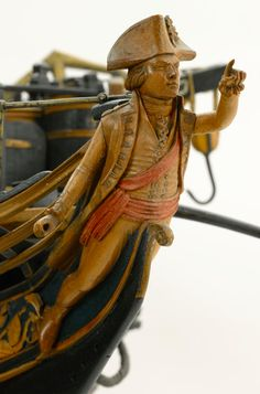 maritime museum figureheads | Ship of 74 guns, figurehead - Unknown - Royal Museums Greenwich Prints