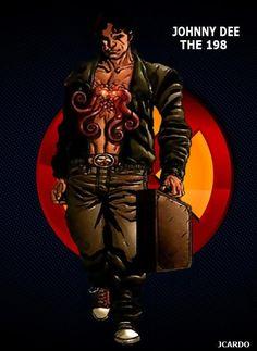 Johnny Dee - Mutant