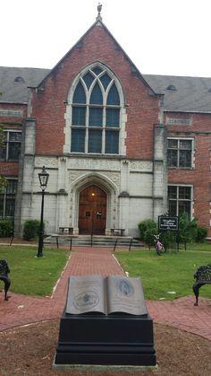 Huntingdon College, Houghton Memorial Library In Montgomery, AL · Dorm Room CollegesLibraries Part 18