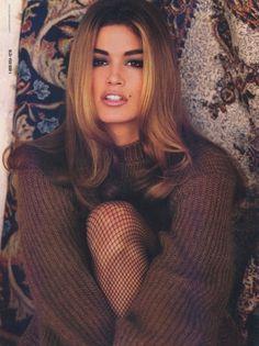 90s Fashion Icons cindy crawford