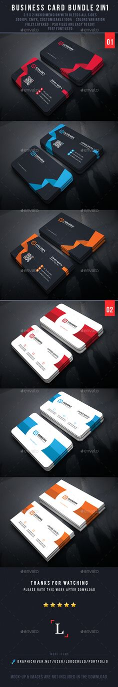 Creative Business Card Bundle