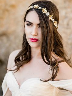 35 Beautiful Wedding Flower Crowns |  |