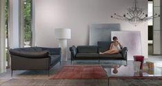 Δερμάτινοι καναπέδες , και σε γωνιακή διάταξη από επώνυμους οίκους της Ιταλίας