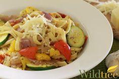 Meatless Monday Recipe Wildtree's Vegetable Scampi Recipe http://www.mywildtree.com/debbwalker
