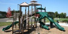 Hanifil Park Playground - Hugo, MN #hugo #outdoors #kidsactivities