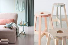 Trendwatch: Pastels for grown ups — Design Hunter