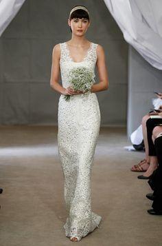 Vestidos de noiva Carolina Herrera, Primavera 2013   O Nosso Casamento