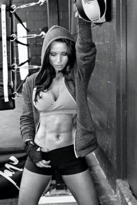 I want those abs :)